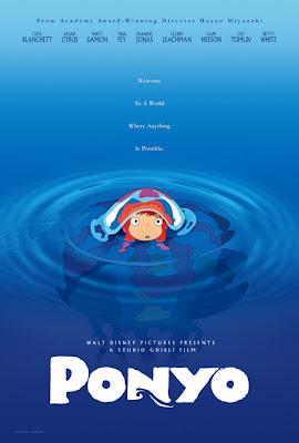 Ponyo Disney