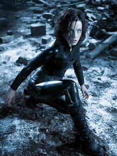 Kate Beckinsale Talks 'Underworld 4'