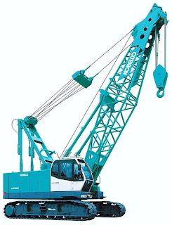cv. pratama jaya jasa - rental crane