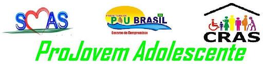 PROJOVEM ADOLESCENTE DE PAU BRASIL