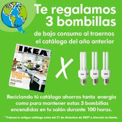 El mundo del reciclaje campa a ikea - Catalogo ikea 2007 ...