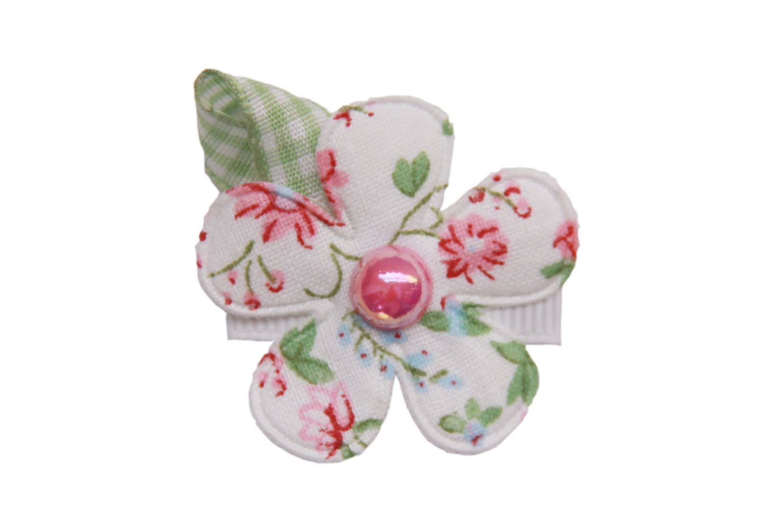 Vintage Flower Hair Clips 19