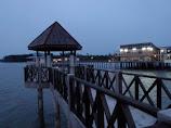 Tanjung Piai di waktu pagi...