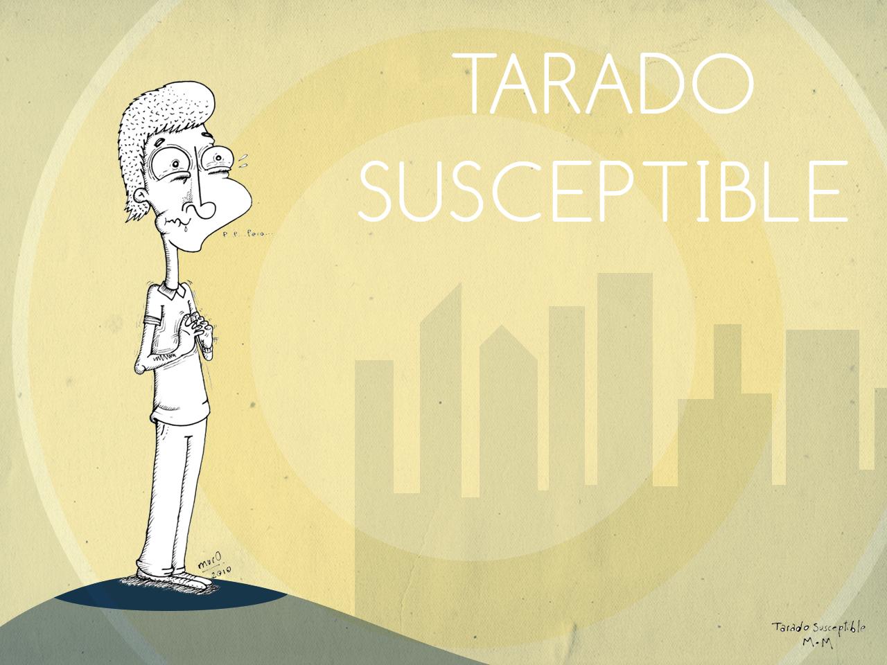 Lapicero: Tarado Susceptible - Wallpaper 01