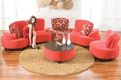 decorar sala muebles sofas