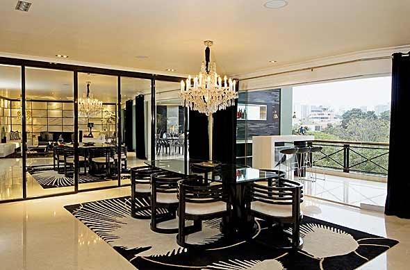 Pon linda tu casa decoracion de interiores for Interiores sala comedor