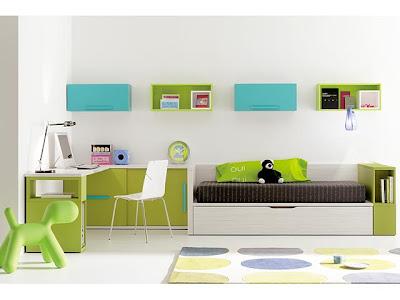 Camas Dormitorios Infantiles Que Ahorran Espacio Deco Ideas