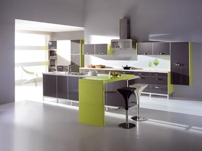 Blog muy moda hogar moda de las cocinas modernas - Cocinas muy modernas ...
