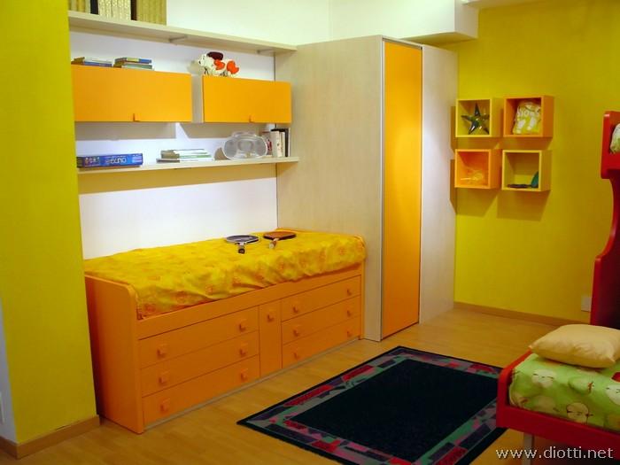 Decoracion de dormitorio infantil diseno de interiores - Diseno dormitorios infantiles ...