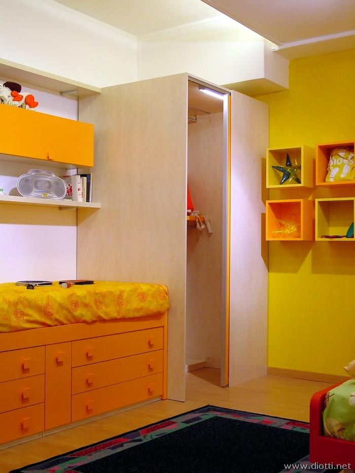 Decoracion de dormitorio infantil diseno de interiores - Decoracion de interiores infantil ...