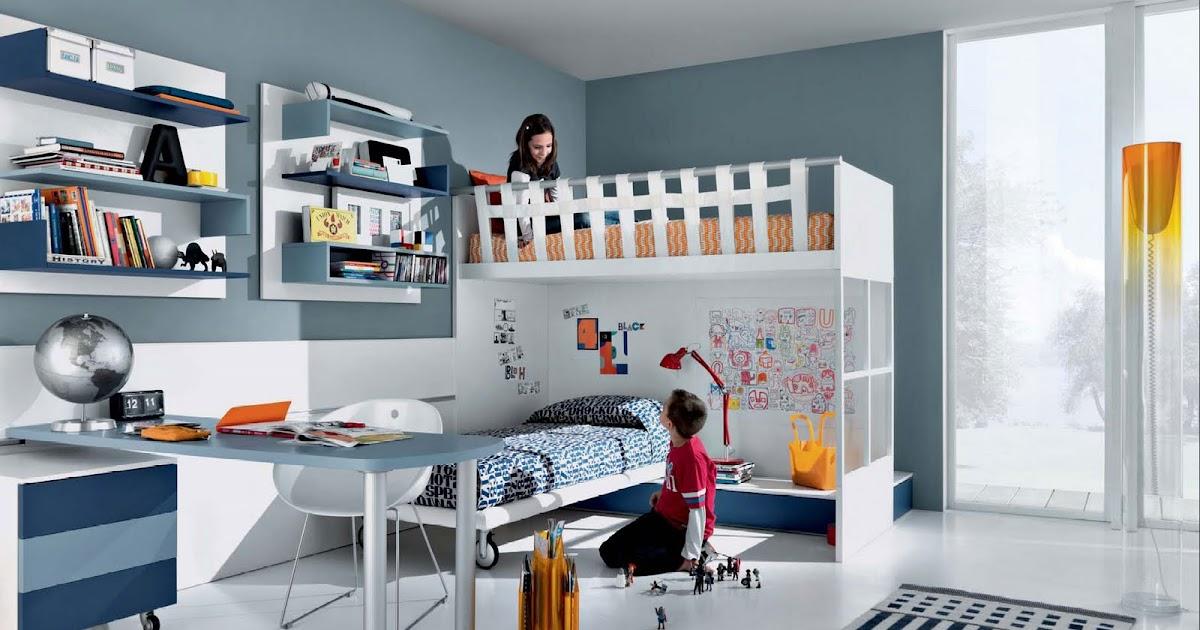 Dormitorios infantiles diseno de interiores - Dormitorios infantiles diseno ...