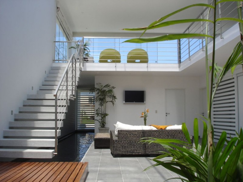 Diseno de casa playa bora bora peru por bucelli - Diseno casas modernas ...
