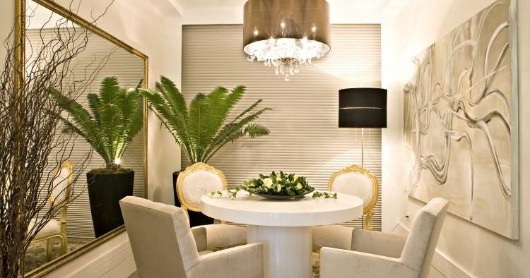 Comedor con espejos decoracion de comedores con espejos for Espejos decoracion interiores