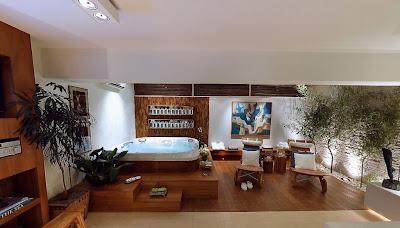 como decorar spa