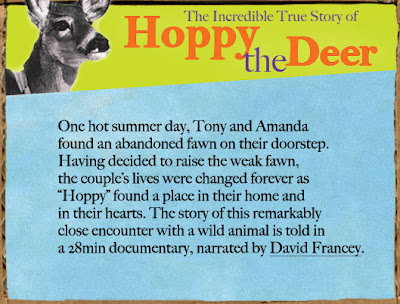 hoppy the deer