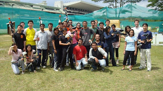 nus mba student activities paintball