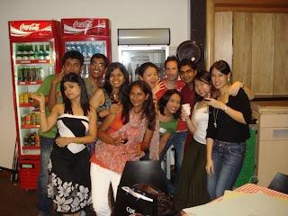 nus mba orientation 2009