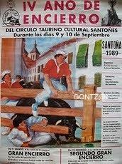 ENCIERRO SANTOÑA