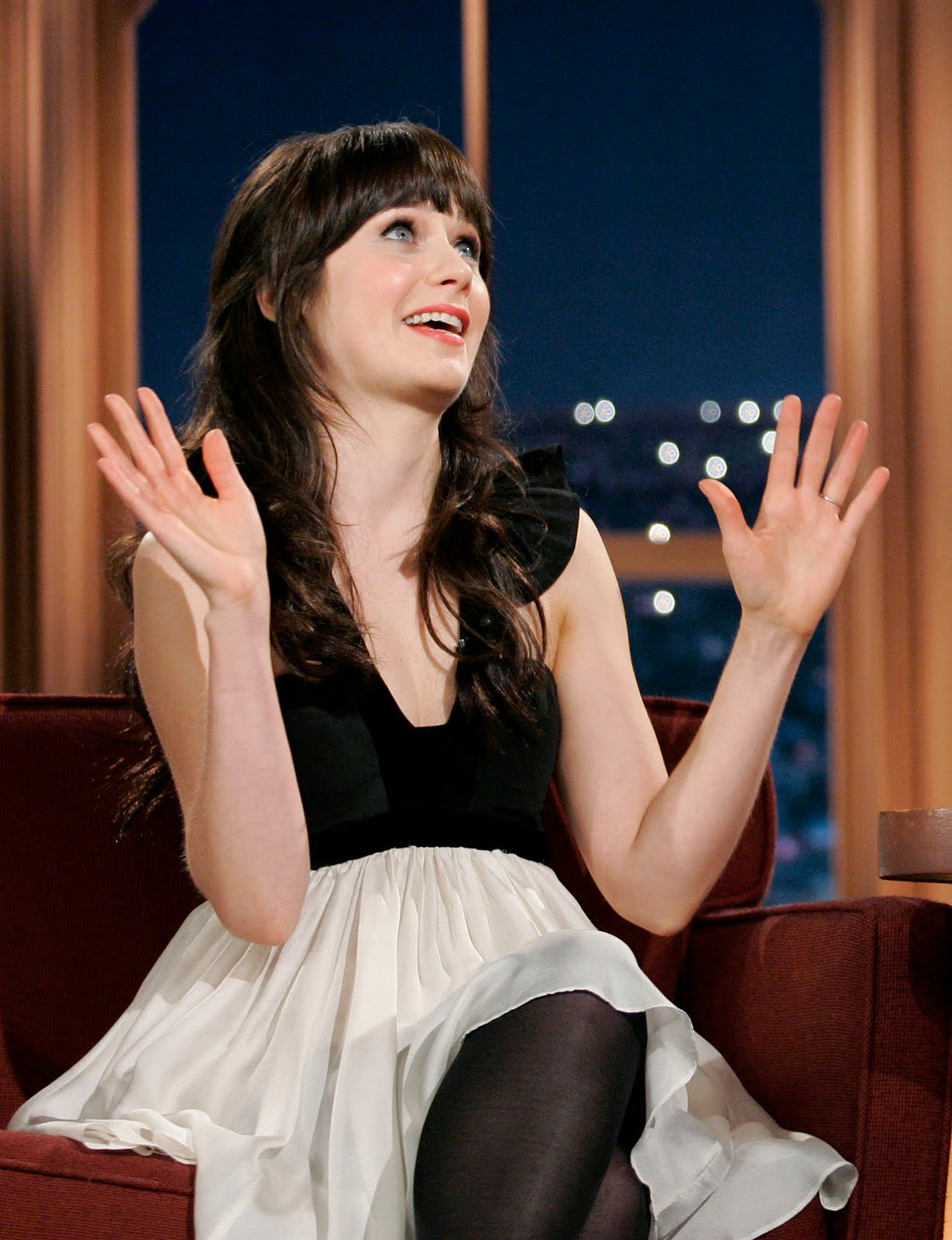 Late Late Show with Craig Ferguson April 2 2009 zooey deschanel 5343450 1966 2560 britney spears and kevin federline video. nude kevin federline « michelle ...