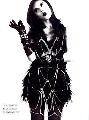 Miss Universe 2007 Riyo Mori