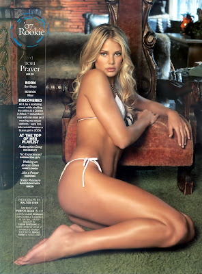 Tori Praver Sports Illustrated Swimsuit