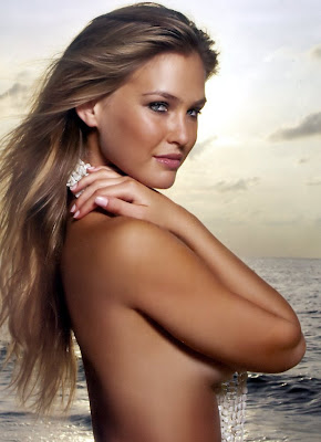 Bar Refaeli Sports Illustrated Swimsuit