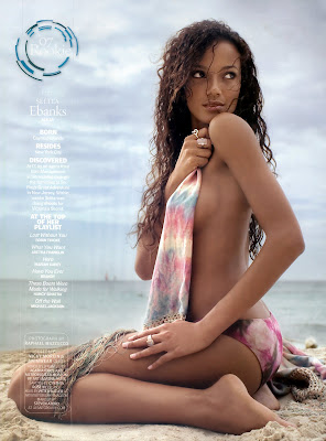 Selita Ebanks Sports Illustrated Swimsuit
