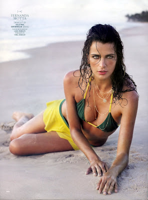 Fernanda Motta Sports Illustrated Swimsuit