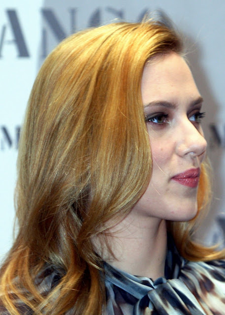 Scarlett Johansson is quite beautiful