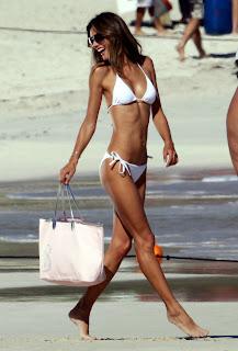 Alessandra Ambrosio Sexy swimsuit pics