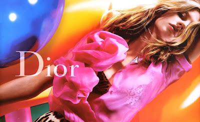 Gisele Bundchen for Dior