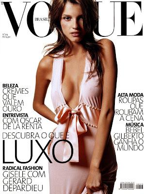 Jeisa Chiminazzo in Vogue