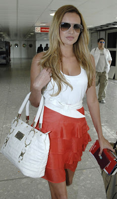 Nadine Coyle is looking good