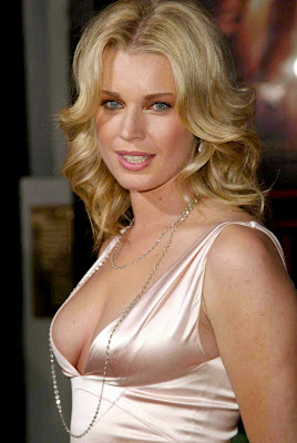 Rebecca Romijn and her other assets