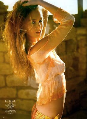 Israeli Supermodel Bar Refaeli