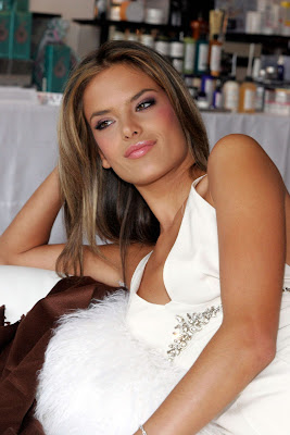 Alessandra Ambrosio a few years back