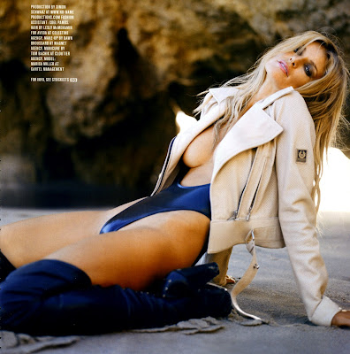 Marisa Miller is Incredibly sexy in GQ