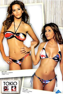Lovely Luisana Lopilato in a bikini