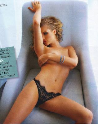 Joanna Krupa in a bikini