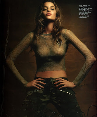 Great Ana Beatriz Barros photoshoot