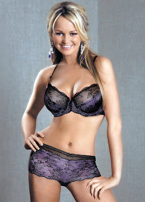 Jennifer Ellison in lingerie again