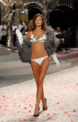 Ana Beatriz Barros in lingerie at the Victorias Secret Fashion Show