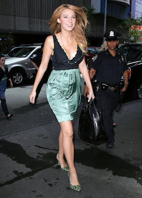 More pics of Blake Lively