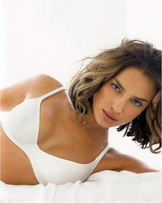Irina Shayk redefines Sexy