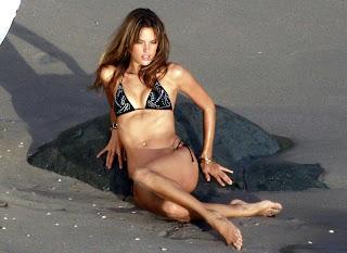 Alessandra Ambrosio St. Barth Bikini Pics Part 3