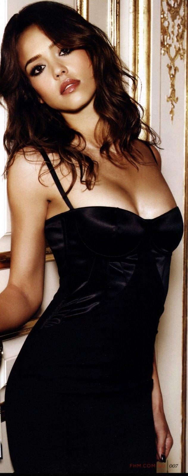 Jessica Alba Lingerie Pics 90
