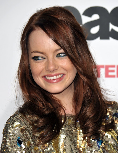 Emma Stone is really cute
