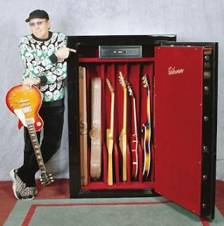 Guitar Vault Security Safe