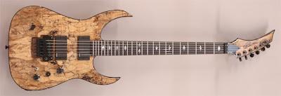 Bernie Rico Jr. Jekyl Special Guitar