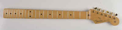 Fender 50's Reissue RI Strat Neck